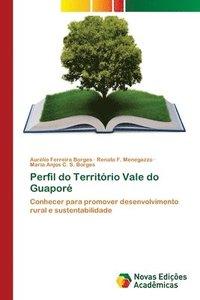 bokomslag Perfil do Territorio Vale do Guapore