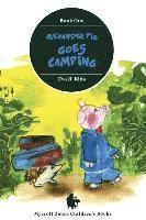 bokomslag Alexander Pig Goes Camping