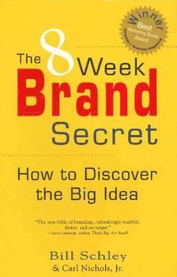 bokomslag 8 Week Brand Secret