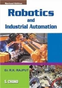 bokomslag Robotics and Industrial Automation