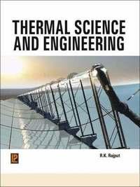 bokomslag Thermal Science and Engineering