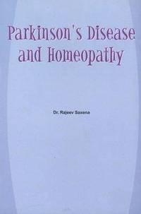 bokomslag Parkinson's Disease and Homeopathy