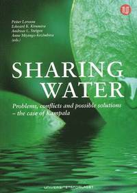 bokomslag Sharing Water