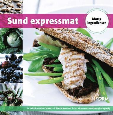 bokomslag Sund expressmat - max 5 ingredienser
