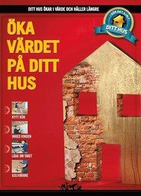 bokomslag Öka värdet på ditt hus