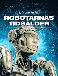 bokomslag Robotarnas tidsålder