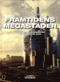 bokomslag Framtidens megastäder