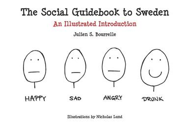 bokomslag The social guidebook to Sweden : an illustrated introduction
