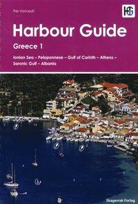 bokomslag Harbour Guide : Greece 1 - Ionian Sea, Peloponnese, Gulf of Corinth, Athens, Saronic Gulf, Albania