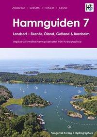bokomslag Hamnguiden 7 Landsort - Skanör, Öland, Gotland & Bornholm