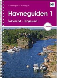 bokomslag Havneguiden 1. Svinesund - Langesund