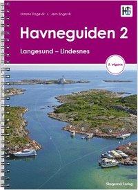 bokomslag Havneguiden 2. Langesund - Lindesnes