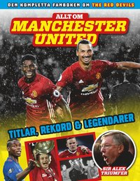 bokomslag Allt om Manchester United