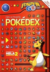 bokomslag Pokémon GO-boken : din ultimata pokédex