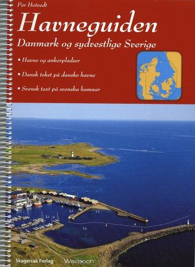 bokomslag Havneguiden Danmark og sydvestlige Sverige