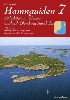 bokomslag Hamnguiden 7. Söderköping - Skanör