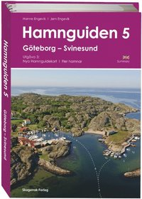 bokomslag Hamnguiden 5 Göteborg - Svinesund