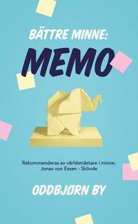bokomslag Bättre minne : Memo