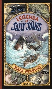 bokomslag Legenden om Sally Jones (Polska)