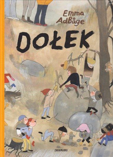 bokomslag Dolek / Gropen (Polska)