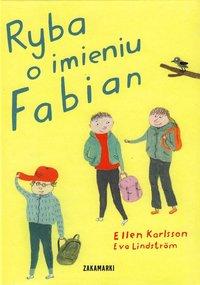bokomslag En fisk som heter Fabian (Polska)