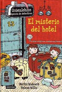 LasseMaya : El misterio del hotel