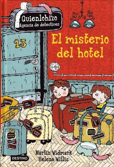 bokomslag Hotellmysteriet (Spanska)