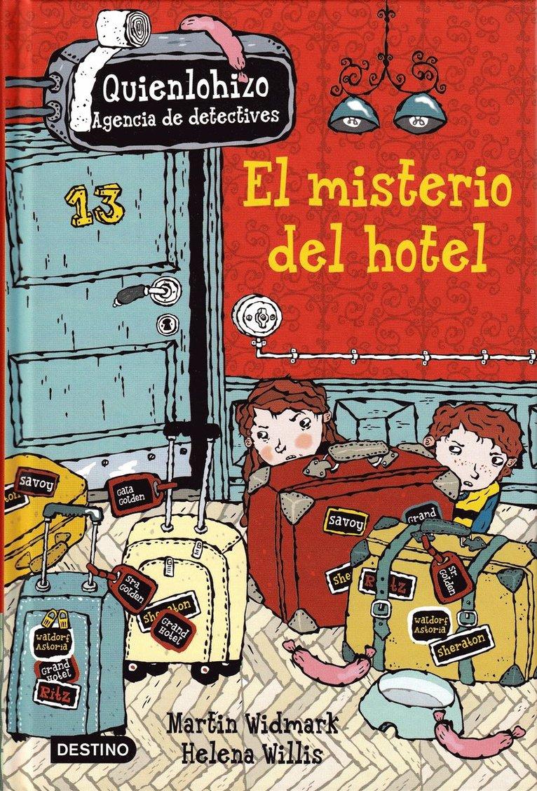 Hotellmysteriet (Spanska) 1