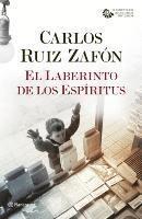 bokomslag El Laberinto De Los Espiritus