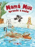 Mama Muu Aprende a Nadar