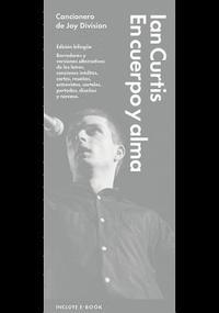 bokomslag En Cuerpo Y Alma: Cancionero de Joy Division