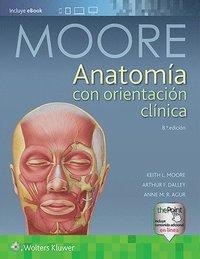bokomslag Anatomia con orientacion clinica