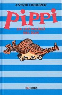 bokomslag Pippi en los mares del sur