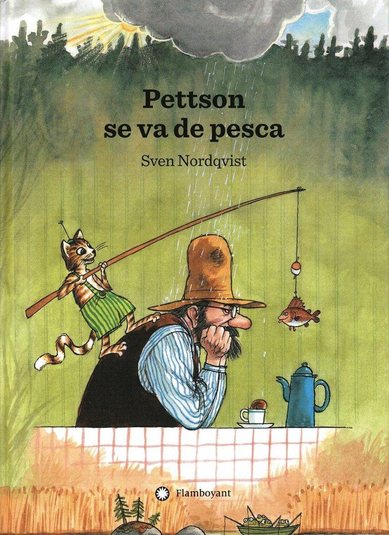 Pettson se va de pesca 1