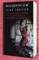 bokomslag La chica que soñaba con una cerilla y un bidón de gasolina (Millennium, 2)