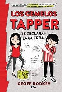 bokomslag Los Gemelos Tapper Se Declaran La Guerra