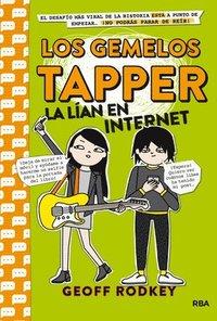bokomslag Los Gemelos Tapper La Lian En Internet