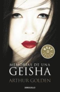 bokomslag Memorias de una Geisha