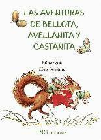 bokomslag Las aventuras de bellota, avellanita y c