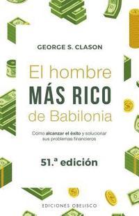 bokomslag Hombre Mas Rico de Babilonia, El