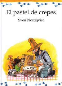bokomslag Pannkakstårtan (Spanska)