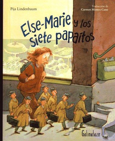 bokomslag Else-Marie y los siete papaítos