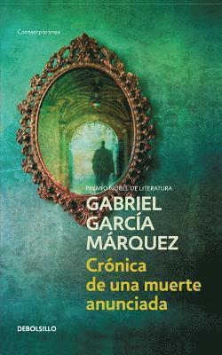 bokomslag Cronica De Una Muerte Anunciada