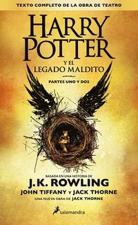 bokomslag Harry Potter and the Cursed Child