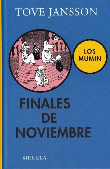 bokomslag Finales De Noviembre - Los Mumin