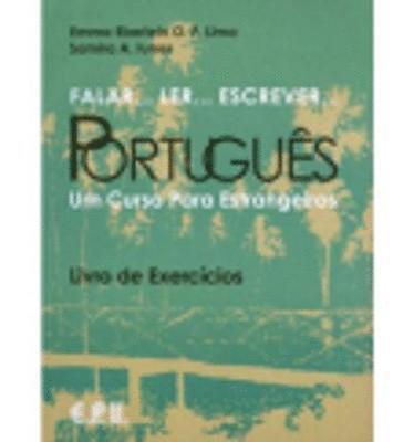 bokomslag Falar...Ler...Escrever...Portugues