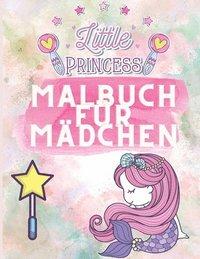 bokomslag Malbuch fur Madchen