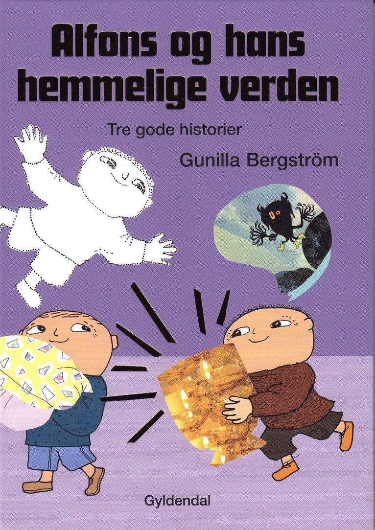 Alfons och hans hemliga värld (Danska) 1