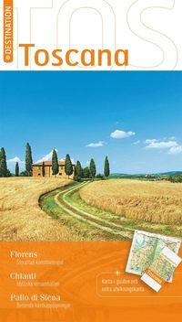 bokomslag Destination Toscana