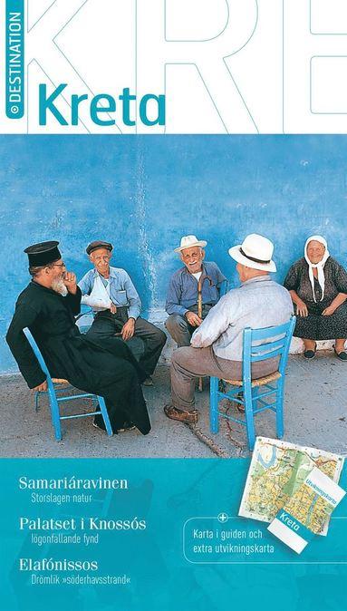 bokomslag Destination Kreta